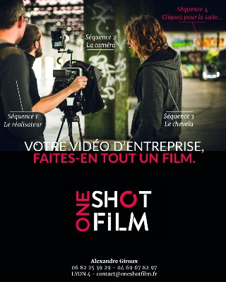 campagne e-mailing One Shot Film